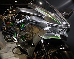 2015 Kawasaki Ninja H2