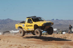 The BITD Henderson 250 gave Doc Macrae one last shot at clinching a 2011 title.