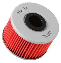 K&N Powersports Cartridge Oil Filter