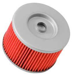 KN-114 Honda Rancher Oil Filter