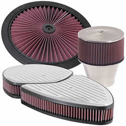 K&N air cleaner assemblies