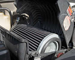 K&N air filter is gauranteed to be used for over one million miles