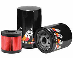 K&N Pro Series line of replacement oil filters