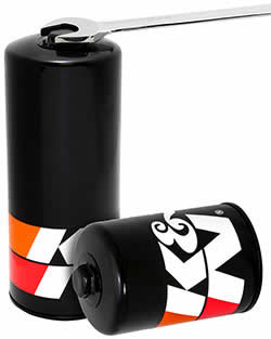 K&N Wrench-Off Heavy Duty Diesel Oil Filters