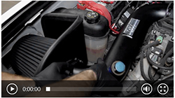 Many times K&N has a How to Install a K&N Air Intake installation video linked to the K&N air intake product page, on the K&N Videos page, or even the KNFilters YouTube channel