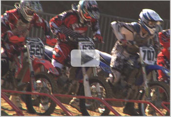 Final Round of Lucas Oil AMA Pro National Motocross Series Racing