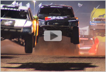 Lucas Oil Off-Road Racing Series (LOORRS) with Mike Johnson and Bradley Morris