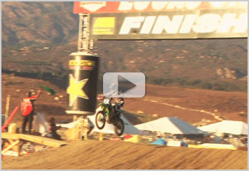 2010 Lucas Oil Motocross Championship at Pala Raceway