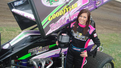Kathryne's next race is the ASCS National Tour race at Riverside International Speedway in West Memphis, Arkansas