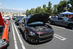 Sean Sheppard's 2010 Nissan Maxima