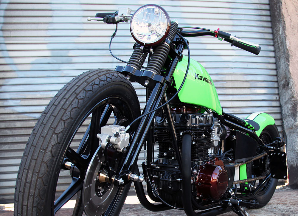 K&N\'s Todd White Built a 1981 Kawasaki KZ440 Just in Time for Long ...