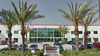 Virtual Tour of K&N Headquarters in Riverside, California