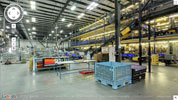 Virtual Tour of K&N Air Filter Manufacturing Floor