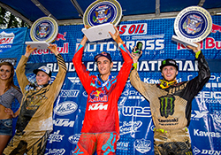 It was an unforgettable day at Budds Creek for Alex Martin and Team CycleTrader/Rock River Yamaha