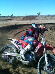 Matt Eddy paid his dues, riding the Baja three times a year for five years, before winning both the 500 and the Baja 1000 in 2011.
