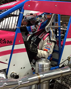 Shannon McQueen to pilot K&N filters equipped Kara Hendrick Tribute car in over 30 USAC events