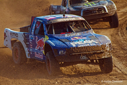 Bryce Menzies recently earned his sixth Pro-2 win of the season at Crandon International Raceway