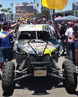 Murray Racing set out to conquer the 47th Annual Bud Light SCORE BAJA 500