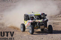 Murray Racing missed 2nd place in the Best in the Desert Mint 400 by a heartbreaking two seconds.