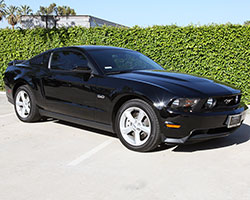 K&N Air Intake for 2011-2014 Ford Mustang GT