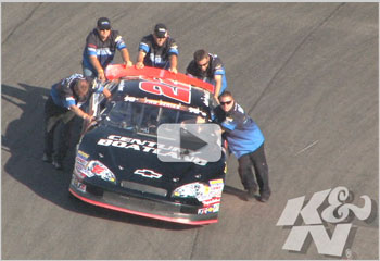 A Close Look at NASCAR K&N Pro Series West Racing with Director Joey Mancari Video