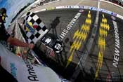 It's a Picture Perfect Finish as Cole Custer Takes the Checkered Flag at New Hampshire Motor Speedway
