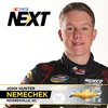 John Hunter Nemecheck NASCAR Driver