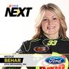 Nicole Behar NASCAR Driver