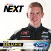 Kyle Benjamin NASCAR Driver