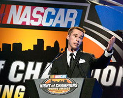 Ben Rhodes enjoyed an amazing 2014 NASCAR K&N Pro Series East race season