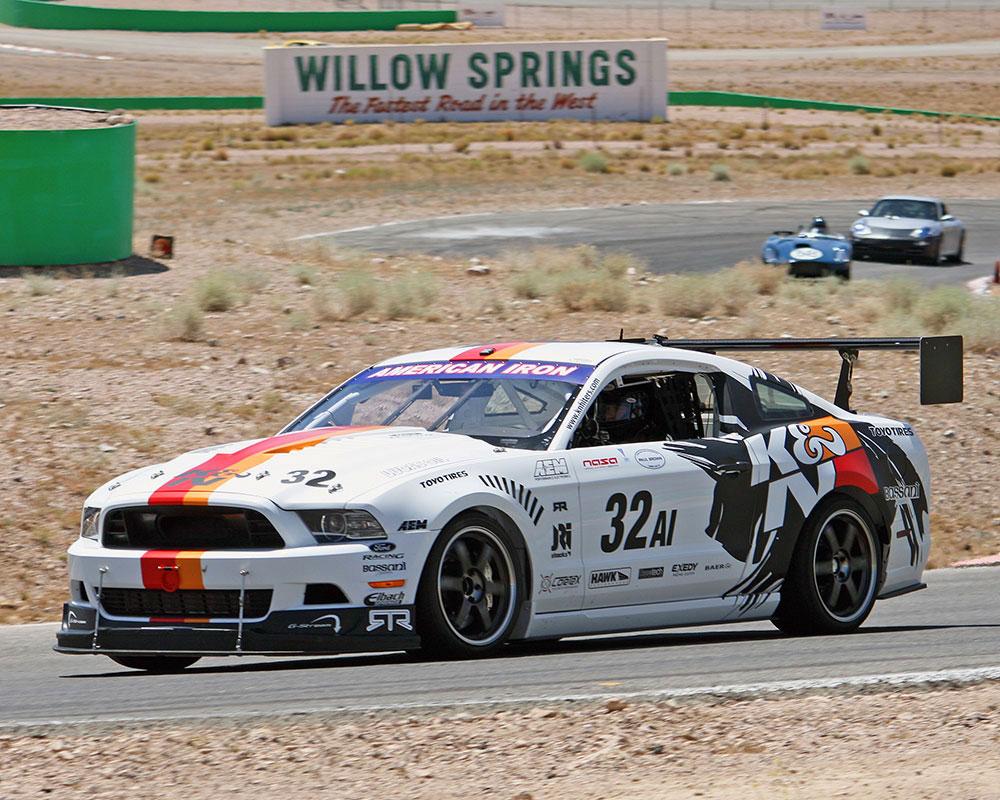 Mazda Raceway Laguna Seca >> K&N Ford Racing Mustang RTR Practice Before NASA American Iron Laguna Seca Race
