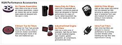 K&N Performance Accessories