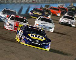 NASCAR K&N Pro Series West Casino Arizona 100 at Phoenix International Raceway