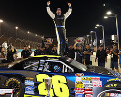 The Casino Arizona 100 at Phoenix International Raceway signaled the end of the 2014 NASCAR K&N Pro Series West season