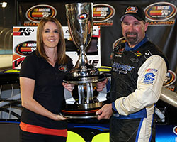 Greg Pursley has finished off what is perhaps his final season in the NASCAR K&N Pro Series