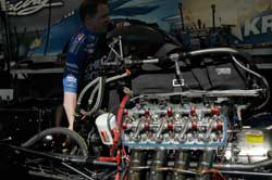 Phil Burkart uses K&N Products