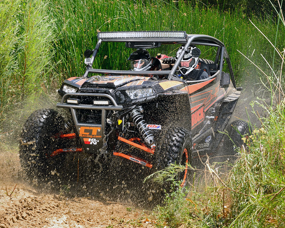 K&N knows that a Polaris Ranger or RZR Side by Side UTV will be subjected to
