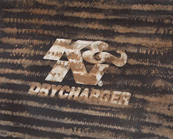 K&N Drycharger air filter wrap is designed to provide an extra barrier of protection for K&N air filters
