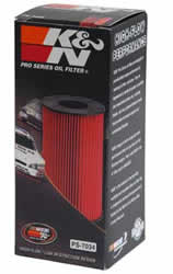 Oil filter for the Ford EcoBoost 2.7-liter engine