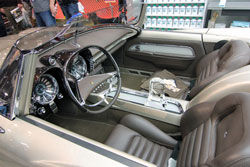 One-of-a-kind Imperial Speedster was a big hit at the 2011 SEMA Show.