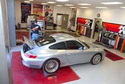 Porsche Carrera 996 at K&N Engineering, Inc.