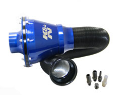 K&N's RC-5052AL Universal Apollo Closed Air Intake System