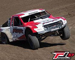 K&N sponsored driver RJ Anderson kicked off his Lucas Oil Off-Road Racing Series (LOORRS) 2015 season the weekend of March 7-8, 2015 in Lake Elsinore