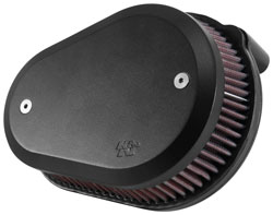 K&N RK-3932B intake system with washable and reusable air filter