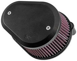 K&N RK-3947XB Air Intake System for Harley Davidson motorcycles
