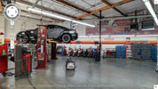 Virtual Tour of K&N Race Shop