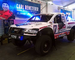 K&N Filters and Lucas Oil sponsored racer Carl Renezeder is set to make his second appearance at the Red Bull Frozen Rush