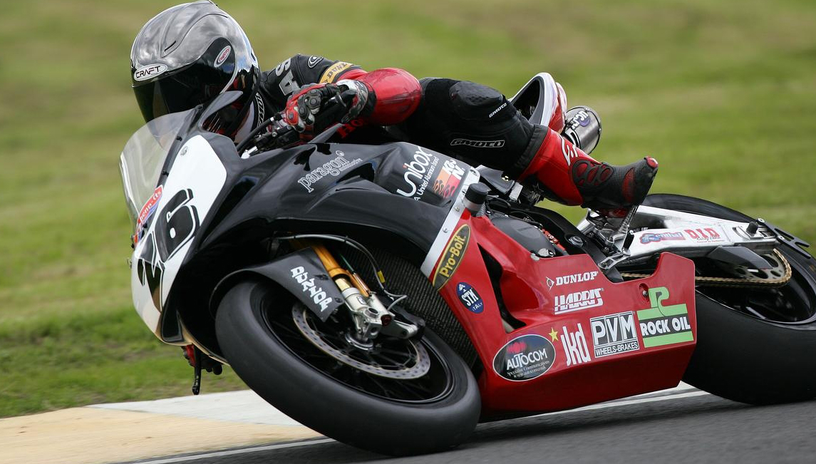 Red Viper Racing Fireblade Superbike