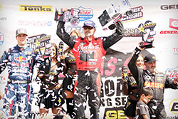 Carl Renezeder wins Pro 2 and Pro 4 at 2016 Lucas Oil Off Road Racing Series