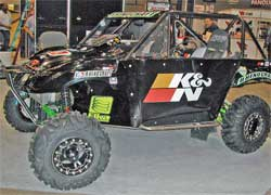 Team Rhino Craft to run K&N Products in WPSA ATV Tour